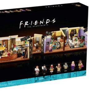 """LEGO пуска апартаментите от """"Приятели"""" за Деня на детето"""
