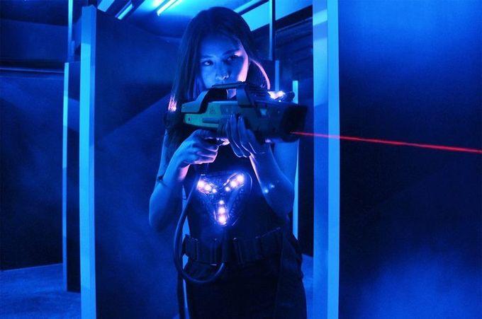 2-12人銅鑼灣玩樂好去處懶人包 享受太空主題鐳射槍戰 Laser Tag
