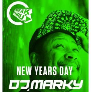 1/1, Birmingham. New Years Day with DJ Marky @ Amusement 13