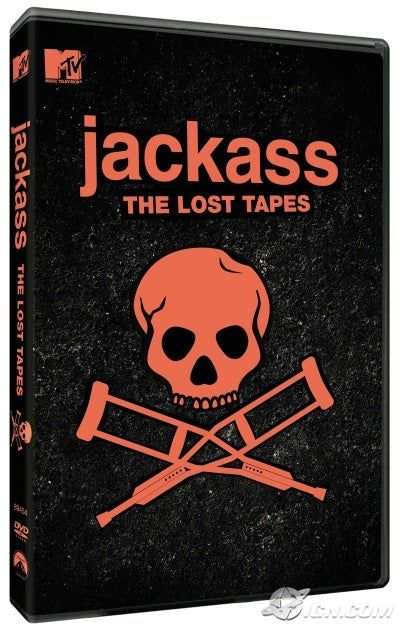 Jackass The Lost Tapes 2009 DVDRip XviD-VH-PROD