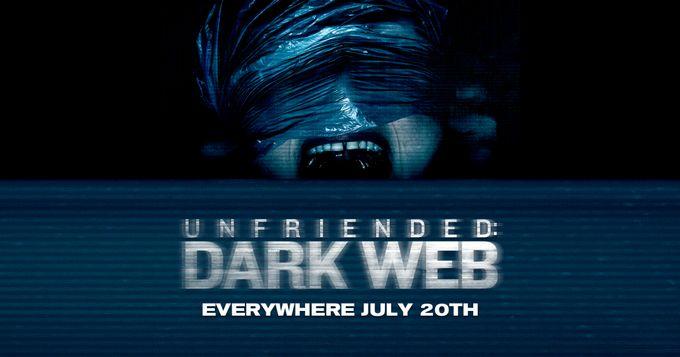 《Unfriended : Dark Web》─互聯網中灰暗的地帶思考