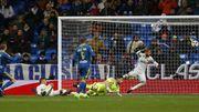 西班牙盃精華 - 皇家馬德里 1-2 切爾達   兩隊六分鐘內入三球 皇馬兩連敗...