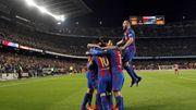 西班牙盃精華 - 巴塞隆拿 1-1 馬德里體育會 | 蘇亞雷斯建功兼拎紅牌 加美...