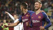 西班牙國王盃精華 - 利安尼沙 0-1 巴塞隆拿︱朗格勒頭槌一箭定江山 巴塞...