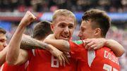 令人意外地精彩 令人意外的戰果 俄羅斯世界盃揭幕戰後感