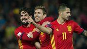 世界盃外圍賽精華 - 西班牙 4-0 馬其頓│蒙維爾窩利破網 取國家隊首球