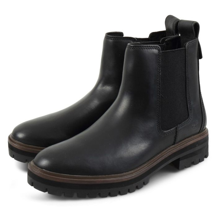 Timberland London Square A1RBJ Μαύρο