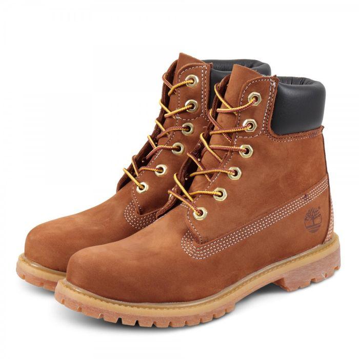 Timberland 6IN Premιum Boot -W TB0103602141 Καφέ