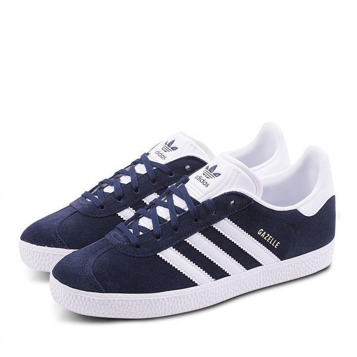 adidas Originals Gazelle J BY9144 Σκούρο Μπλε