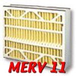 Generic Honeywell Furnace Air Filter HWP20254 FC100A1037 FC200E1037 -- 5 Pack (5 filters) - MERV 11