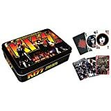 Kiss/Armageddon Playing Card Tin Set