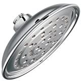 Moen 21007 Vitalize Rainshower Shower Head Only with 1/2 Inch Connection, Chrome