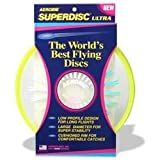 Aerobie Superdisc Ultra Flying Disc - Yellow