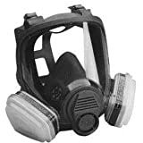 3M 7162 Full-Facepiece Spray Paint Respirator - Organic Vapor