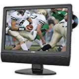 Coby TFDVD2294 22' 720p LCD HDTV with DVD Player, 500:1 Contrast Ratio, 16:9 Aspect Ratio