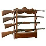 American Furniture Classics 4 Gun Wall Rack