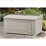 Suncast Deck Box, 127-Gallon