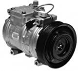 Denso 471-0108 New Compressor with Clutch