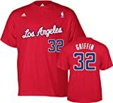 Los Angeles Clippers Blake Griffin Adidas Name and Number T Shirt