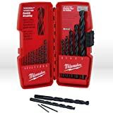 Milwaukee 48-89-2800 14 Piece Thunderbolt Black Oxide Drill Bit Set