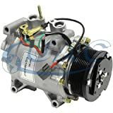 Universal Air Condition CO10663AC New A/C Compressor and Clutch