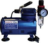 Paasche D500SR Air Compressor with Switch & Regulator