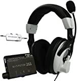 Turtle Beach Ear Force DX11 7.1 Dolby Surround Sound Headset Bundle for Xbox 360 w/X11 Headset & Ear Force DSS Amplifier