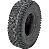 Lawn and Garden Tractor Tubeless Replacement Turf Tire - 20 x 10 x 8