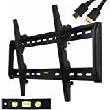 VideoSecu Tilting Wall Mount Bracket for Sony KDL-52W3000 LCD 52 inch HDTV TV 1QH