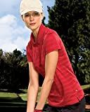 Adidas Golf A62 ClimaCool Ladies Mesh Solid Textured Polo