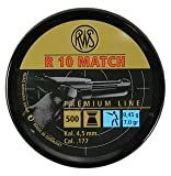 Umarex R10 Match, Light, 7.0-Gram (Per 500), .177