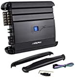 Brand New Alpine MRX-V70 X Series D Class 5-Channel 710 Watt RMS Digital Amplifier With Reliable No-Shutdown Design