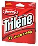 Berkley Trilene XL Smooth Casting Monofilament 110 Yd Spool