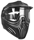 Invert Helix Thermal Paintball Goggles Mask - Black
