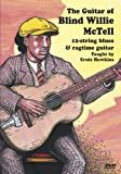 The Guitar of Blind Willie McTell 12-string blues & ragtime guitar