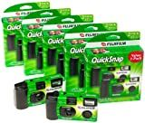 Fujifilm QuickSnap 400 Speed Single Use Camera with Flash (10-Pack)