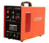 CT520d Lotos 50a Plasma Cutter 200a Tig/stick Arc Welder 110/220vac All-in-one with Stick Aluminum Welding Feature