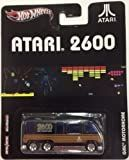 GMC MOTORHOME * ATARI 2600 * Atari Hot Wheels 2012 Nostalgia Series 1:64 Scale Die-Cast Vehicle