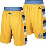 Adidas Denver Nuggets Adult NBA Swingman Basketball Shorts