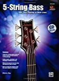5-String Bass : Taking Your Playing to New Lows (Book & CD) (National Guitar Workshop)