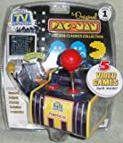 Retro Arcade Pac Man TV Game