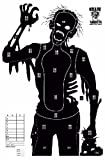 12 Pack Zombie Targets (Patient Zero) 23 x 35 Inches