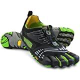 Vibram Fivefingers Komodosport LS Mens Running Shoes Black/Blue