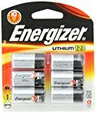 Energizer Photo Battery 123, 6-Count