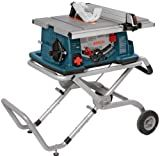 Bosch 4100-09 10-Inch Worksite Table Saw with Gravity-Rise Stand