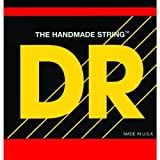 DR Strings Lo-Rider - Stainless Steel Hex Core 5 String Bass 45-130