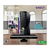 Xbox 360 S 4GB with Kinect Nike+ Bundle