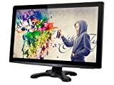 Monoprice 27' IPS-Glass Panel Pro LED Monitor WQHD 2560x1440- 440cd/m2 - HDMI 1.4 / DVI / VGA / DisplayPort 1.2 w/Built in Speake