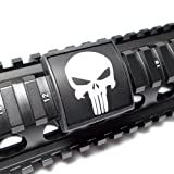 Punisher Small Laser Engraved Aluminum (LEA)