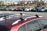 Roof Rack Locking Cross Bars Honda CR-V, Odyssey, Pilot